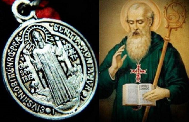 PRIMERA EDICIÓN : Las 7 claves sobre la medalla y la cruz de San Benito