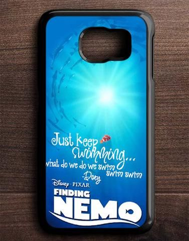 Finding Nemo Samsung Galaxy S6 Edge Case
