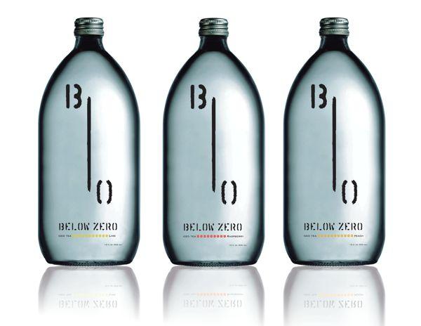 Below Zero — Iced Tea
