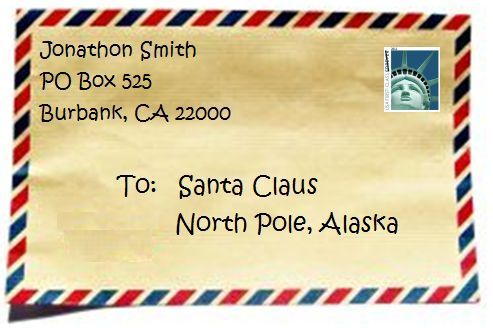 send a letter to santa 17 best images about on random acts 14134