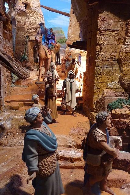 Pessebres de Tarragona (13) by calafellvalo, via Flickr
