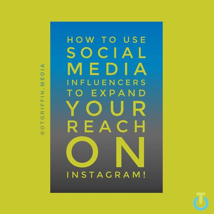 "Expand the reach of your posts by reaching out to social media influencers in your niche. You can do this by searching popular hashtags in your industry and look at the ""top posts."" Check out an account by the number of followers but also the amount of engagement each post gets on the page. So if the account has 175k followers and only gets 20 likes and 100 views there may be a problem there. Reach out on Direct message and let them know ""I love your work and what you do how much do you…"