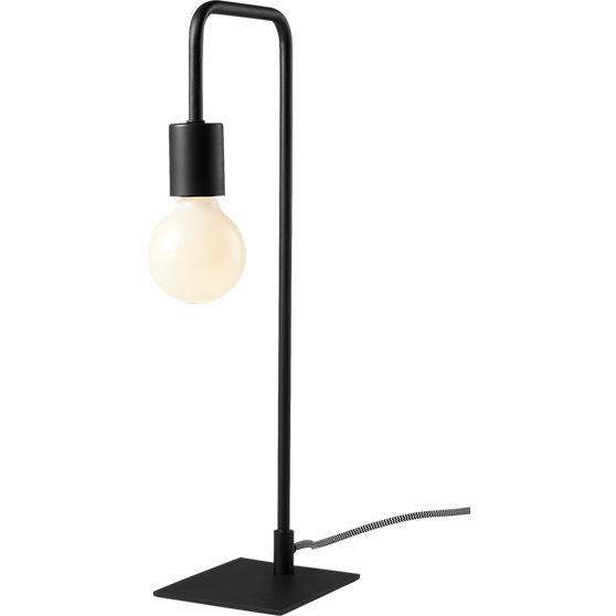 Arc Black Table Lamp