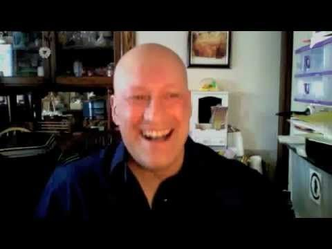 LAUGHTER YOGA -  Laugh Along Practice! Robert Rivest - Makes my day every time I watch it.