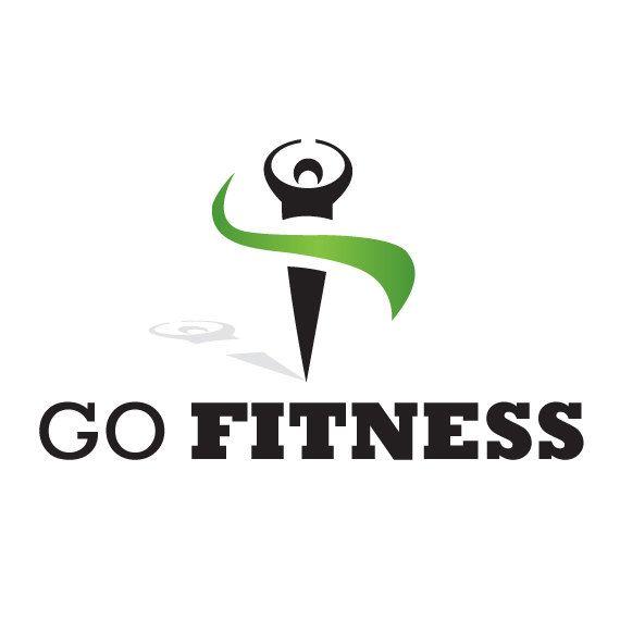 fitness logo -custom logo design - anamoglam