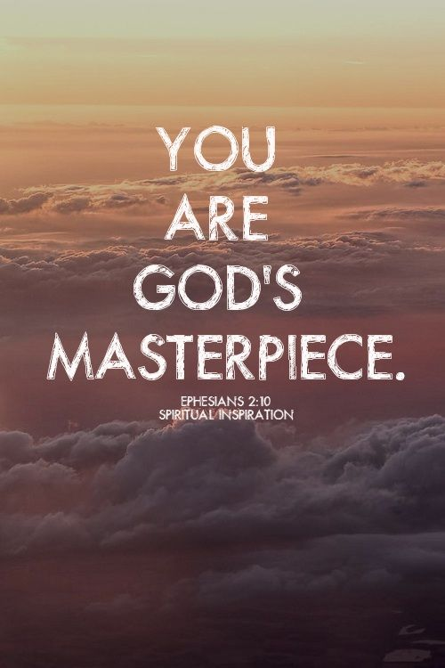 You are God's own masterpiece! That means you are not ordinary or average; you are a one-of-a-kind original. When God created you, He went to great lengths to make you exactly the way He wanted you to be. He gave you the right personality, the right gifts, the right talents, and the right connections to do exactly what He's called you to do. The question is: do you recognize the treasure you possess? Today, don't settle for living a mediocre existence. Unlock the hidden treasures inside of you.: