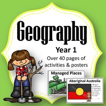 Geography Unit Year 1 Places and SpacesContained in this pack is EVERYTHING you need to teach Year 1 Geography to meet the Australian Curriculum Standards (ACARA) such as:Pose questions about people and places: hospital, farm, schoolEnvironment and change (past/present home, school, farm)Natural, managed and constructed features/placesLocate and explore places and why (space)How places are cared for (beach, forest, campsite, school, farm)The different features of placesHow the features of…