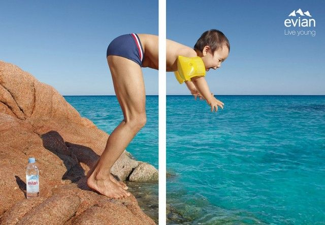 Creative advertising photography by photographer Jean-Yves Lemoigne