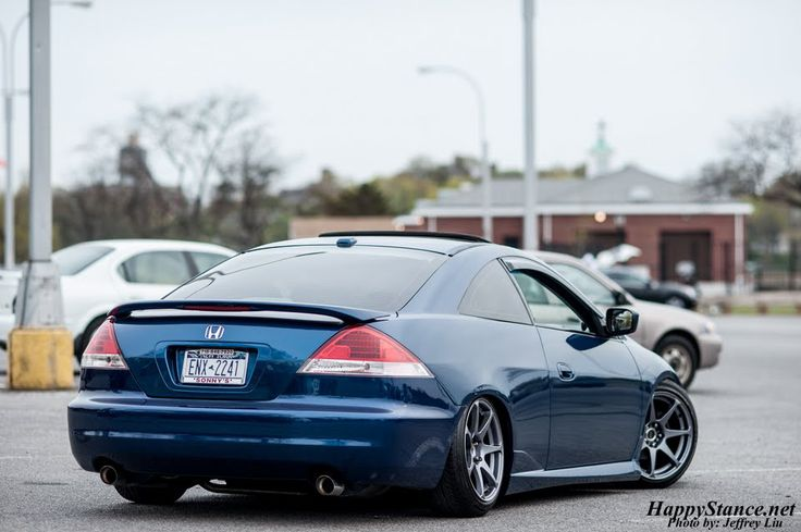 2003 Honda Accord Coupe JDM.....