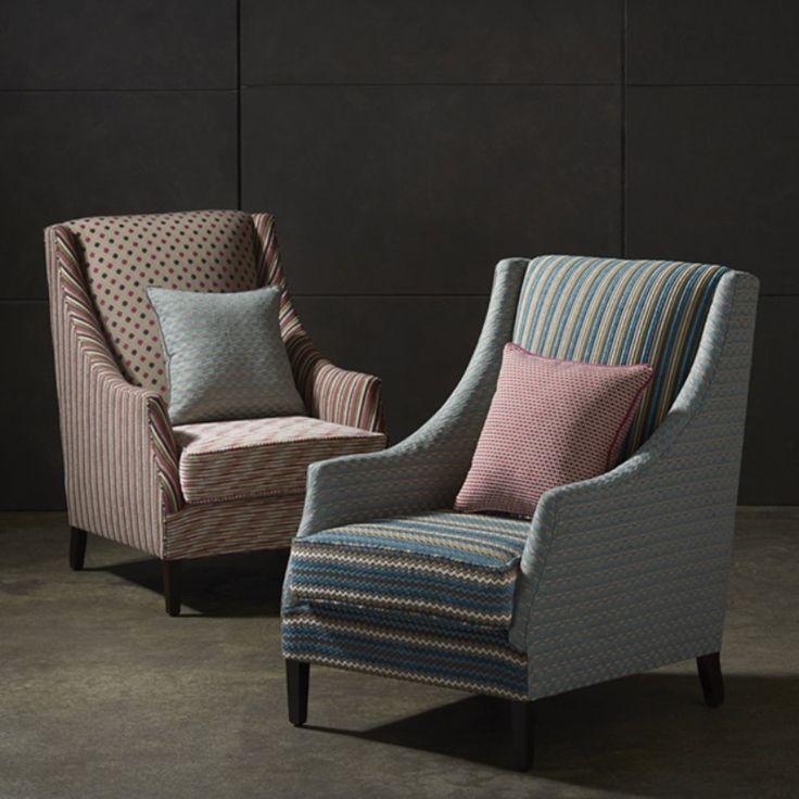 Warwick Fabrics : HOXTON