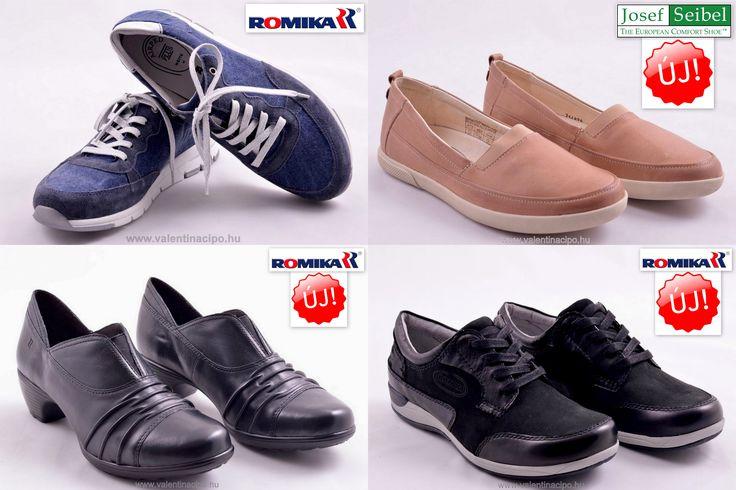 Romika cipők a Josef Seibel Referencia szaküzletben és webáruházunkban!  www.valentinacipo.hu