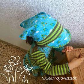 Kopftuchmütze Freebook