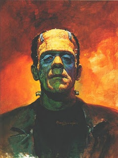 The idea of Frankenstein was so iconic that ever after the Baron was virtually forgotten and the Monster became known by the name of his creator. reator.