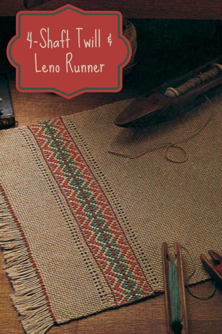 1000 Images About Woven Table Runner Patterns On