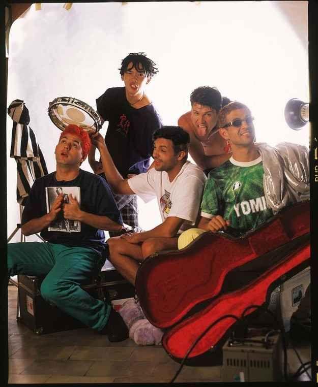 Eles tinham o melhor repertório de caretas da música nacional.