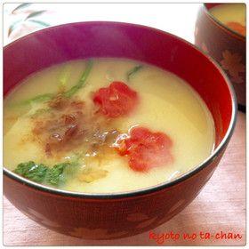 ✿甘い 白味噌のお雑煮 京都✿