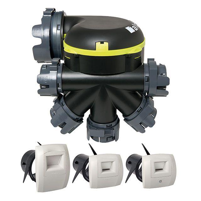 Kit VMC ALDES Bahia Optima Microwatt