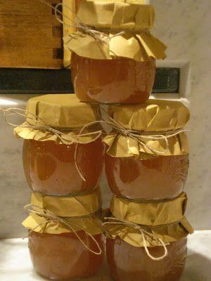 : Marmellata di pere speziata
