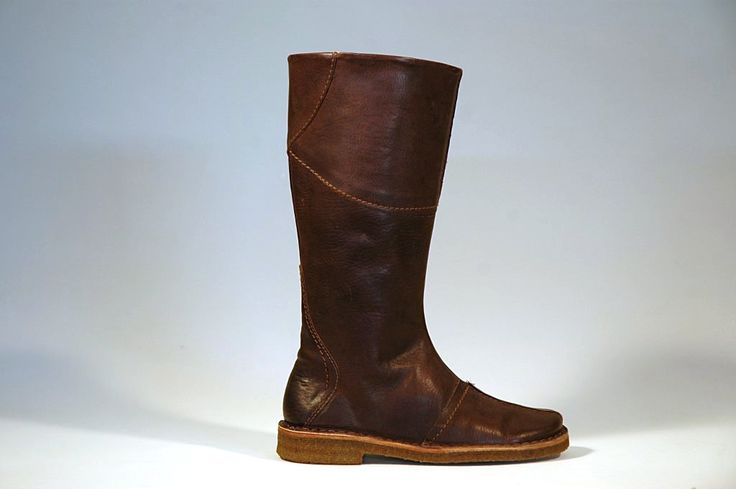 Gina boots natural leather #ecological and #ethical #shoes