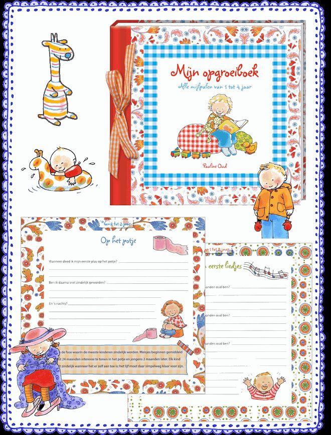 Mijn opgroeiboek €14,95 Na de eerste verjaardag gaat de ontwikkeling van je kind in een snel tempo door.