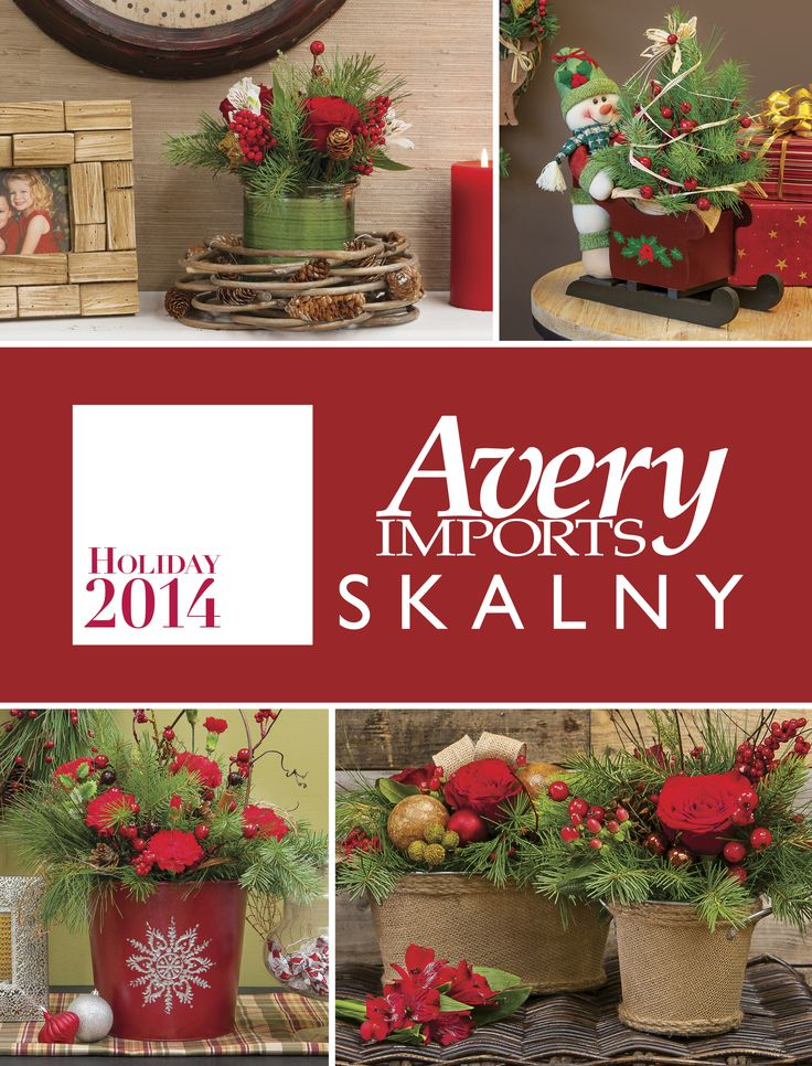 Lovely Home Decor Imports Wholesale Part - 12: The Avery Imports/Skalny Holiday 2014 Catalog Is Now Available For Viewing  Online! Shop The Best Selection Of Wholesale Home Decor And Floral/garden  ...