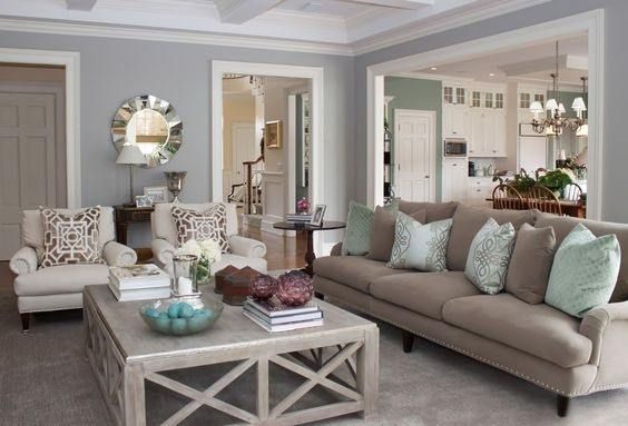 Image result for relaxing living rooms | Chic living room ...