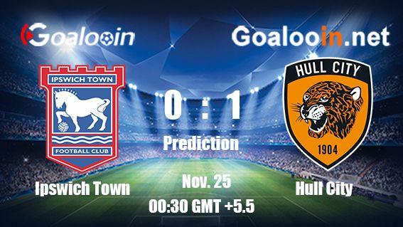 Ipswich Town Vs Hull City Hull City Livescore Soccer Ipswich Town