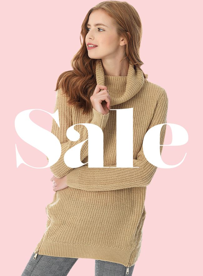 Knitwear on sale! Up to 70% #sales #seasonoff #pinkwomanofficial #fashion