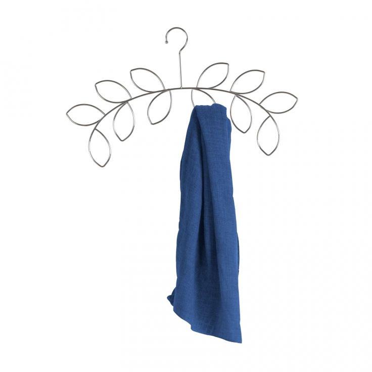 Вешалка для шарфов Листва