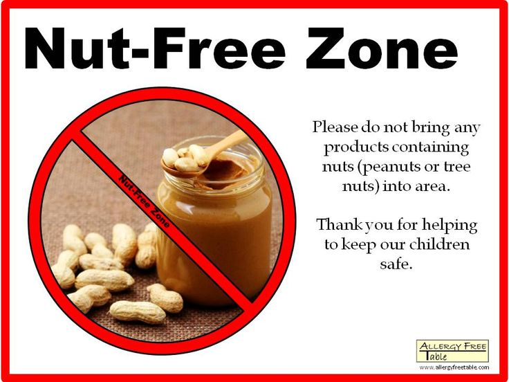 Peanut Free for the Rest of Us - Peanut Allergies