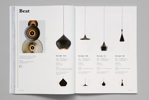 Tom Dixon Catalogue 2009 by Mind Design