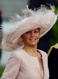 Hat. Princess Maxima