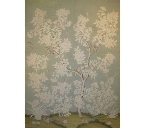 Gracie: Handpainted Wallpaper, Custom Furniture, Asian Art, Restoration