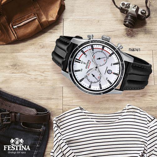Un look da viaggio con un perfetto accessorio!