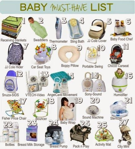 Baby Must Haves All Just Fun Or A Trap Don T Over