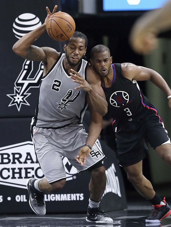 San Antonio Spurs Vs. Los Angeles Clippers Live Stream: Watch The NBA Game Online