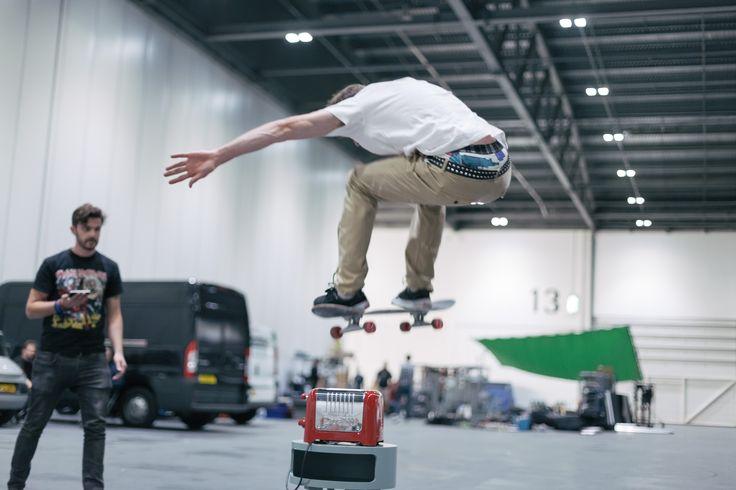 Get Set Go Argos Skateboard In Motion Get Set Go Argos