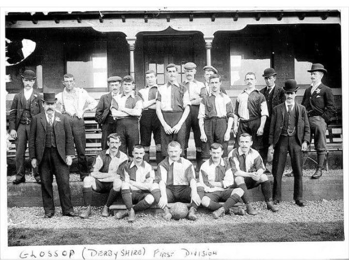 Glossop North End, 1899/1900