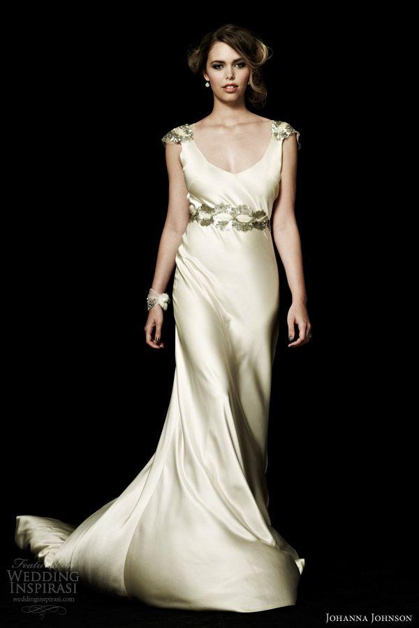 Johanna Johnson Wedding Dresses Viva With Belt