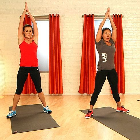 10-Minute CrossFit Workout From Jessica Alba's Trainer!: Get ready to take your workout to the next level with Jessica Alba's  CrossFit trainer, Yumi Lee.