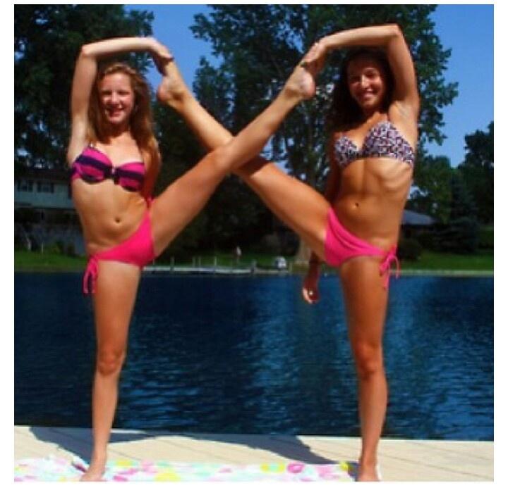 Flexibility♥ infinity sign