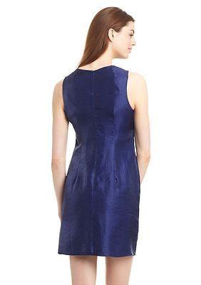 Nuevo con etiquetas Alexia Admor New York Vestido Tubo De Adorno Floral Azul de medianoche L