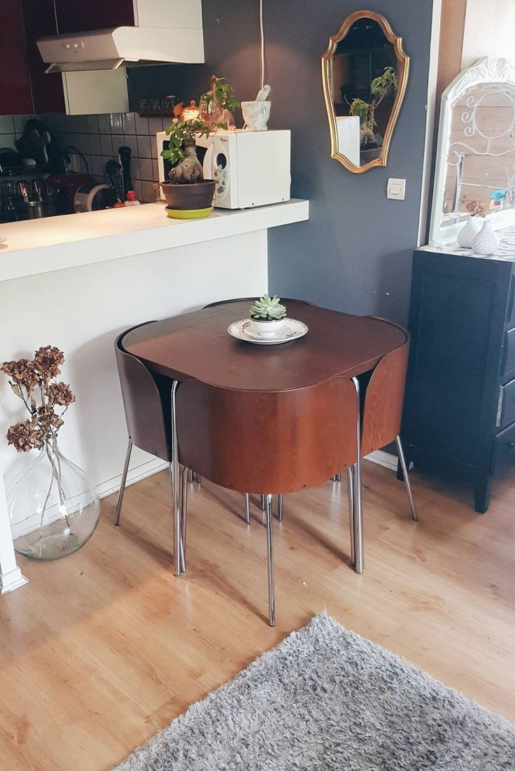 24+ Ikea fusion space saving dining table and chairs Trending