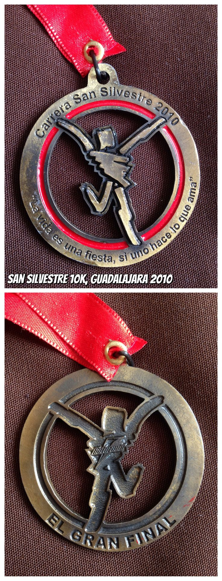 San Silvestre 10K @ Guadalajara 2010