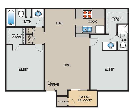 City Summit - San Antonio, TX   Apartment Finder