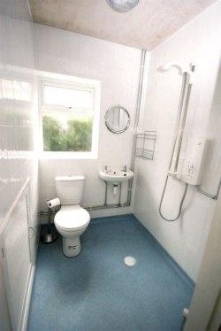 wet room & info on them on link