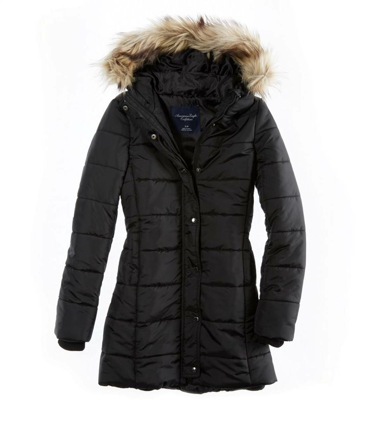 1000  ideas about Black Puffer Coat on Pinterest | Winter clothes