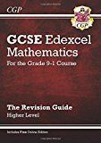 GCSE Maths Edexcel Revision Guide: Higher - for the Grade 9-1 Course (with Online Edition) (CGP GCSE Maths 9-1 Revision) #onlinemathcourses