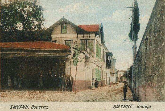 Old views of Boudjah