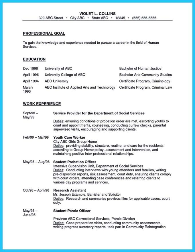 Experienced Correctional Officer Resume Police Officer Resume Job Resume Examples Resume Cover Letter Examples